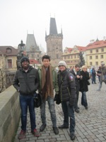 Academic Field Trip, Prague, Czech Republic
